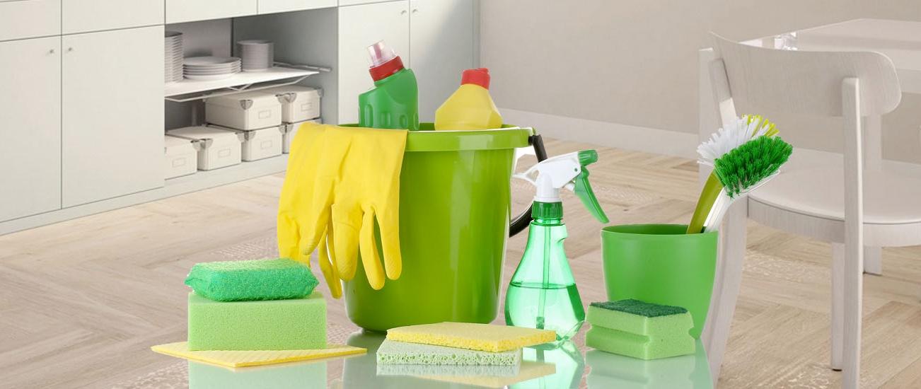 30 этапов уборки в доме.